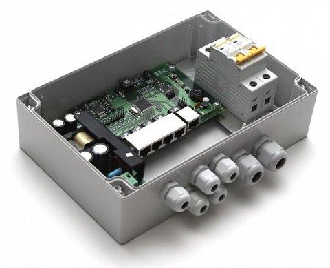 Коммутатор TFortis PSW-1-45-WiFi