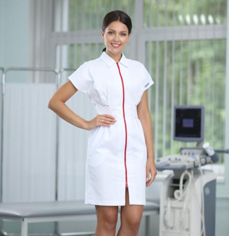 Платье медицинское арт 1005