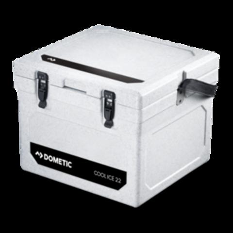 Изотермический контейнер (термобокс) Dometic Cool-Ice WCI-22 (22 л.), серый