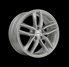 Диск колесный BBS SX 8x18 5x120 ET30 CB72.5 brilliant silver