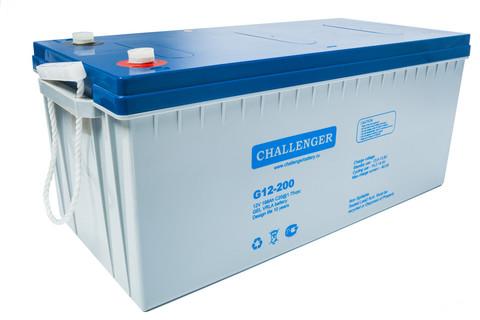 Аккумуляторная батарея CHALLENGER G12-200