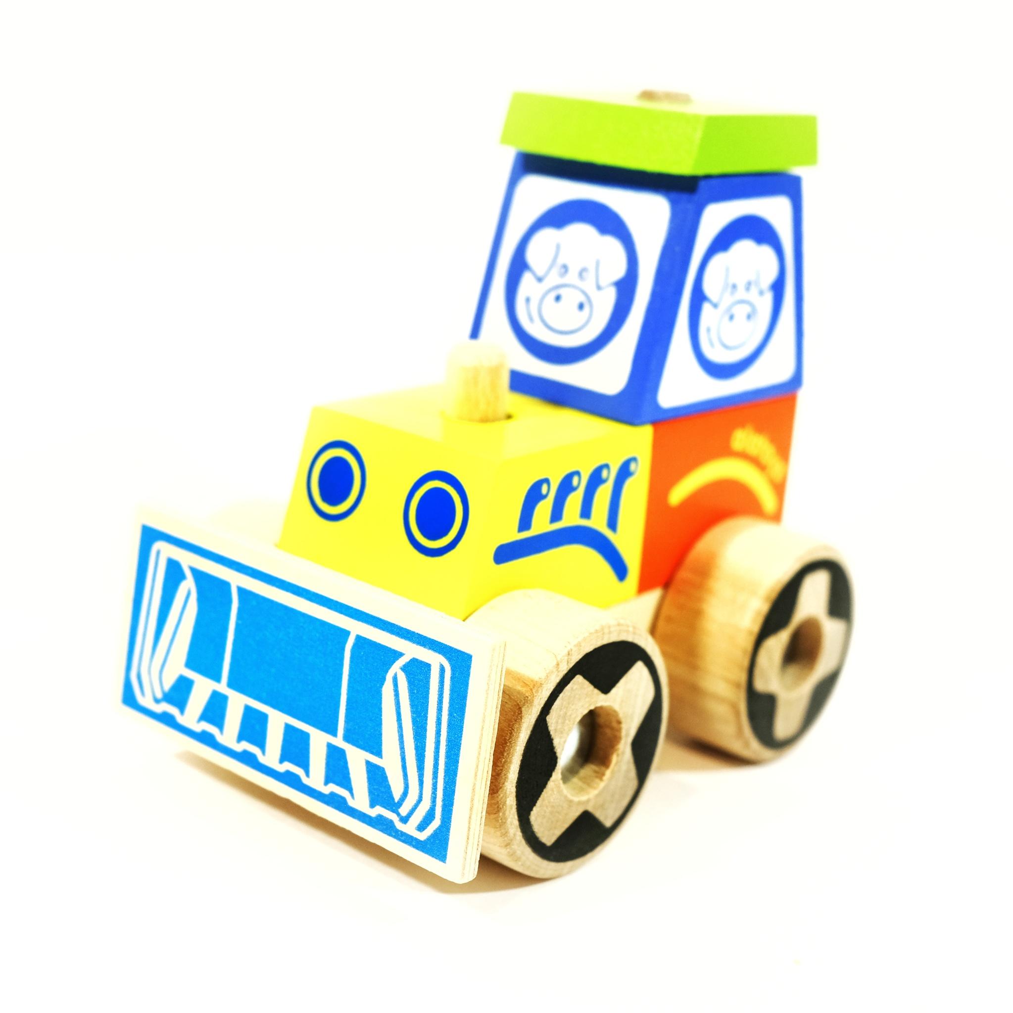 игрушка-конструктор в дорогу