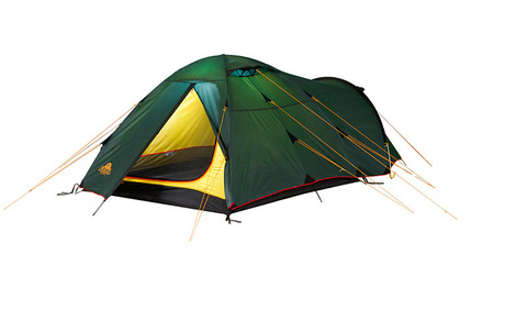 Туристическая палатка Alexika TOWER 3 Plus (3 местная)