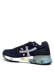 Замшевые кроссовки Premiata Mick 4016