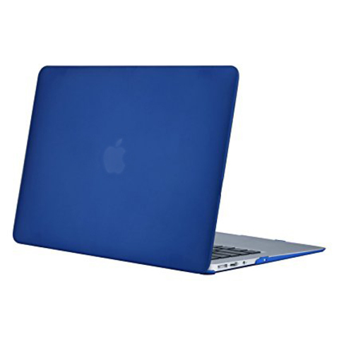 Накладка пластик MacBook Pro Retina 13.3 (2020) /matte blue/ DDC