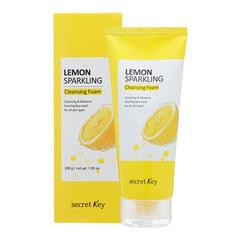 Secret Key - Пенка для умывания с экстрактом лимона, 200г
