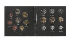 Набор монет 20 лет Евросоюзу. Словения