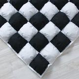 Игровой коврик для вигвама Black&White