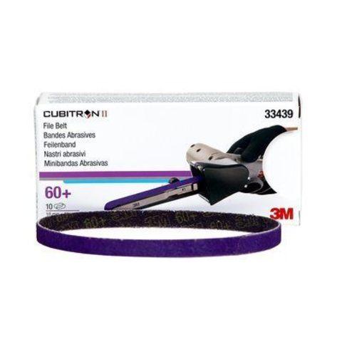 3M™ Шлифовальная лента Cubitron™ II, 10 мм x 330 мм, 60+