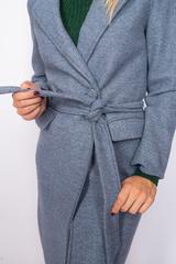 Удлиненное кашемировое пальто женское Nadya