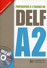 DELF A2 Livre+CD