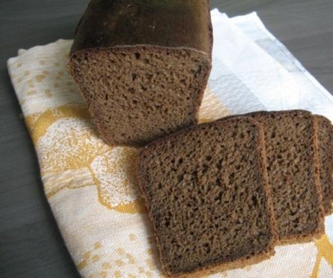 Ржаной хлеб Ржаной бездрожжевой Пекарня Дон Батон 0,55кг