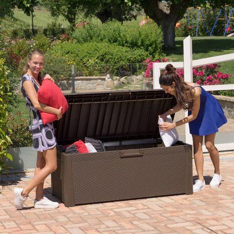 Сундук Toomax Santorini Plus с подушкой