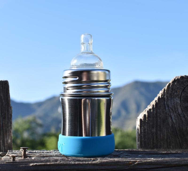 Силиконовый бампер для бутылок Pura