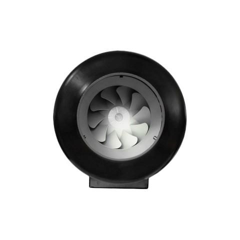 Вентилятор осевой канальный Dospel TURBO SILENT 150, в шумоподавляющем корпусе, две скорости, dØ150