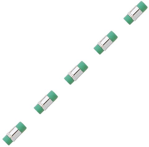 Cross Ластик для механического карандаша, 0.7 мм, 5 шт в упаковке