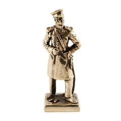 Офицер линейной пехоты