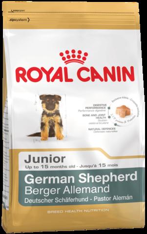 Royal Canin German Shepherd Puppy 16 кг (бридерский пакет)