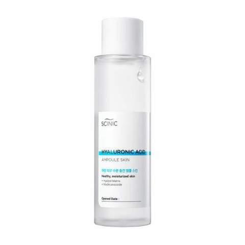 Scinic Hyaluronic Acid Ampoule Skin увлажняющий тонер с гиалуроновой кислотой