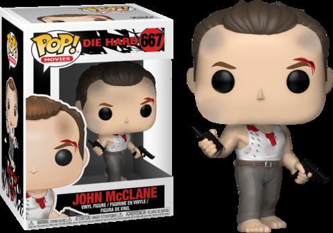 POP! Vinyl: Die Hard: John McClane