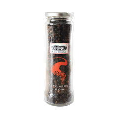 Специи Casa Rinaldi Ваза - Черный перец в стекле 100г