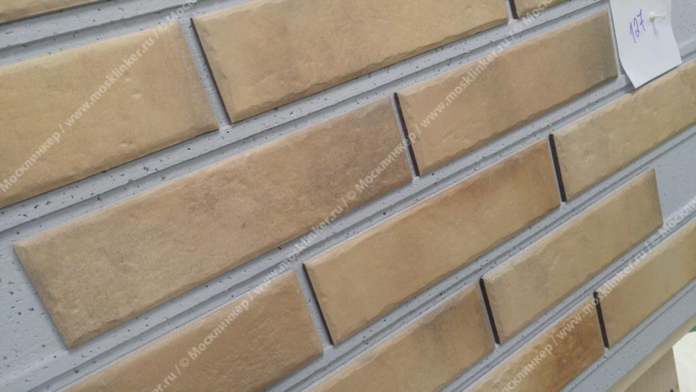 Cerrad Retro brick, Masala, 245x65x8 - Клинкерная плитка для фасада и внутренней отделки