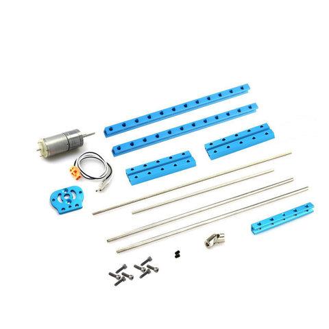 Комплектующий набор Makeblock: Набор для построения слайд-механизмов 95022