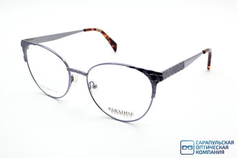 Оправа для очков PARADISE ELEGANT P76332  металл