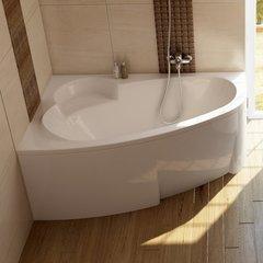 Ванна асимметричная 160х105 см левая Ravak Asymmetric L C461000000 фото