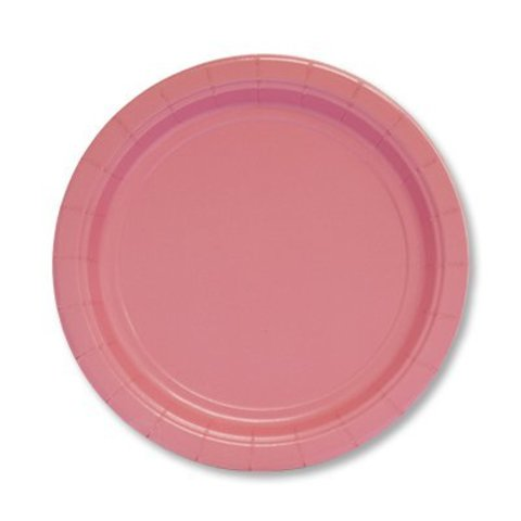 Тарелка Pink 17см 8шт/A