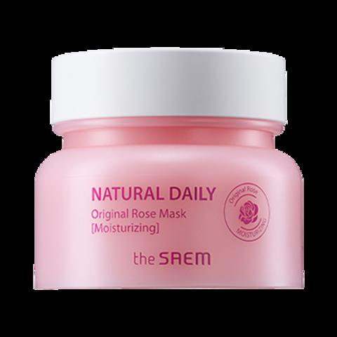 the Saem Natural Daily Original Rose Mask