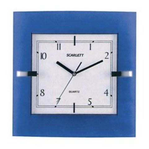 Часы настенные Scarlett SC-55FV