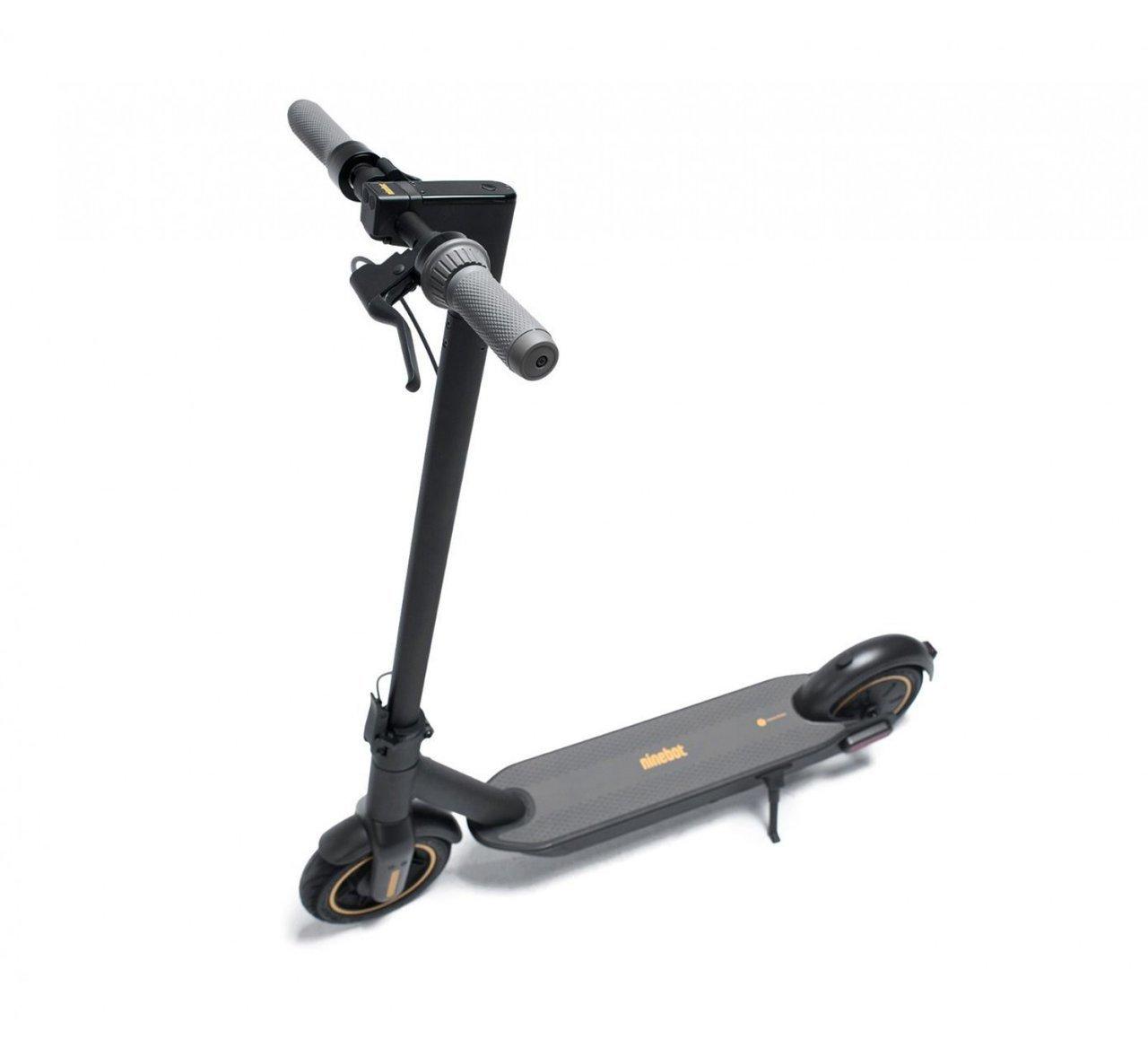 Электросамокат Ninebot KickScooter MAX G30 (EU) черный