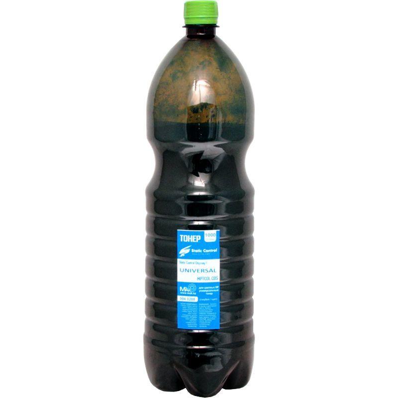 Тонер цветной Static Control© Odyssey® MPTCOL.COS.1000 голубой (cyan), упаковка 1кг, расфасовано компанией МАК из сырья Static Control MPTCOL.