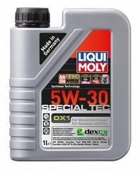 НС-синтетическое моторное масло Special Tec DX1 5W-30 1л