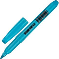 Текстовыделитель голубой (толщина линии 1-3.9 мм)