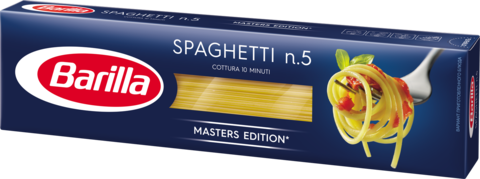 Макароны Barilla Спагетти № 5 450г
