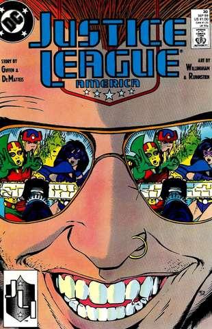 Justice League America #30