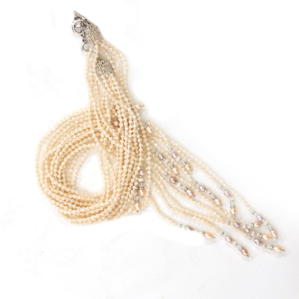 Ожерелье из жемчуга OTTAVIANI