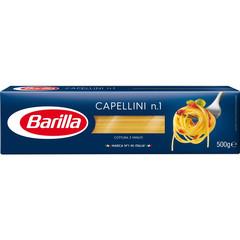 Макарон.изделия Barilla Спагетти №1 (капеллини), 450г