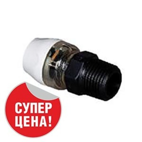 Uponor RTM муфта с НР 16х1/2