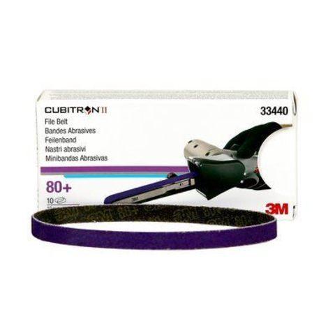 3M™ Шлифовальная лента Cubitron™ II, 10 мм x 330 мм, 80+