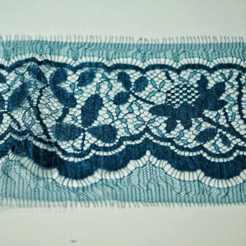 Кружево RM Chantilly Bleu 980120-G