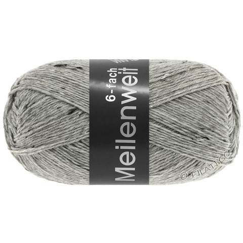 Lana Grossa Meilenweit Tweed 6-ply 8972