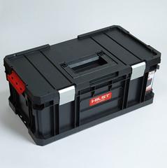Модульный ящик для инструментов с двумя дополнительными органайзерами HILST Indoor