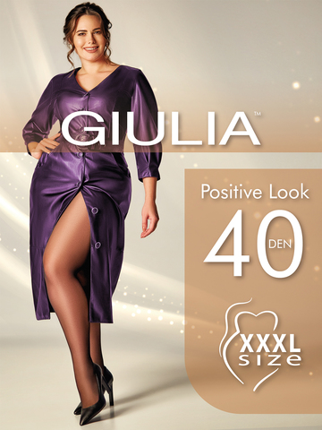 Колготки Positive Look 40 Giulia