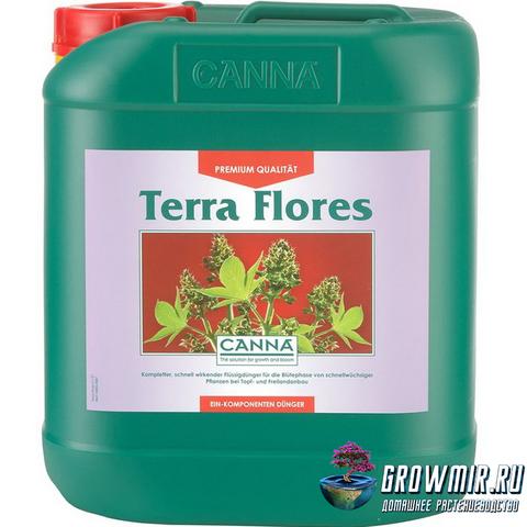 CANNA TERRA FLORES 5л