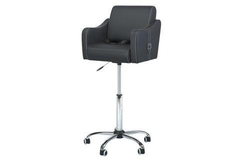 Детское парикмахерское кресло Sorento mini цвет черный