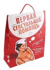 Пакет с застежкой-липучкой - Первая сексуальная помощь