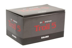 Катушка SALMO Diamond Troll 5 со счетчиком M1130